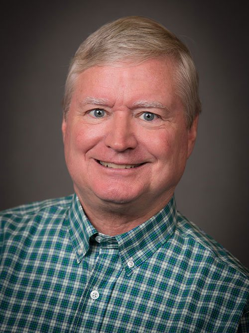Jack Berry portrait